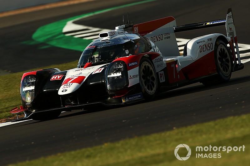 La pole et le doublé en qualifs pour Toyota à Silverstone