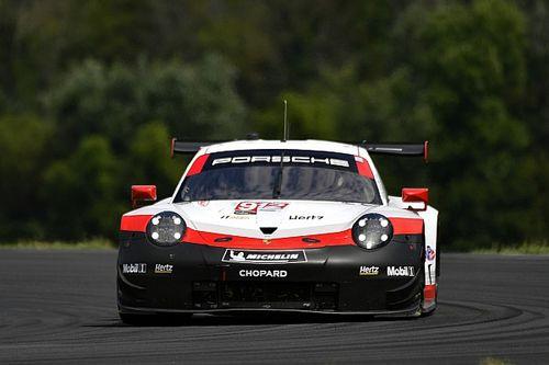 Vanthoor z pole position na VIR