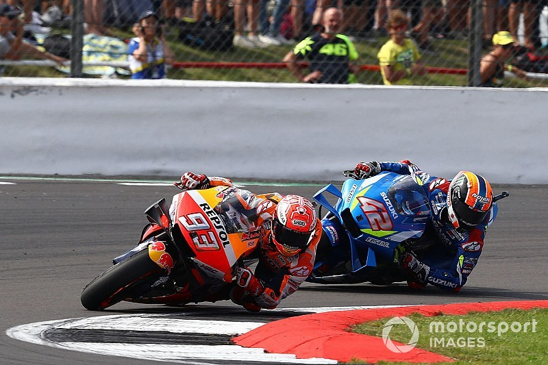 Silverstone-Duell Rins vs. Marquez: Taktik, Irrtum, Reaktionen