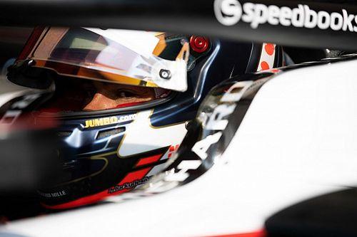 Spa F2: De Vries sets blistering practice pace