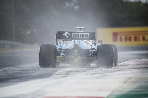 Kubica szerint mindegy, hogy 1.3, vagy 0.6 másodperccel lassabb Russellnél