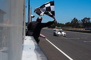 Porsche: Enzo Elias segura Felipe Baptista e vence pela 3.8 em Estoril