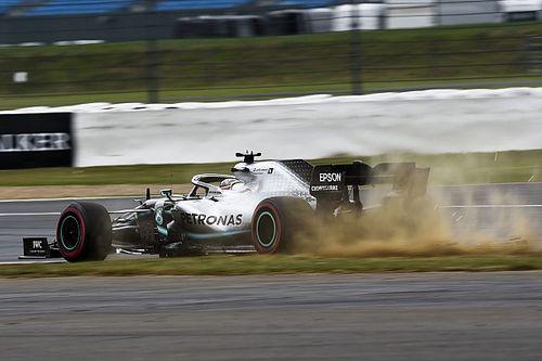 """Hamilton s'incline pour 0""""006 : """"Au final, je n'ai pas été assez bon"""""""