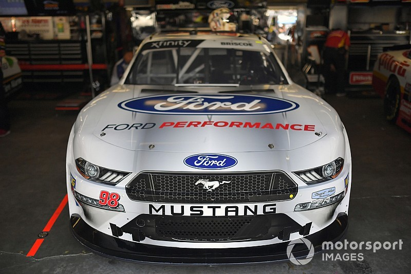 Ford to unveil new model Mustang for Xfinity Series next week