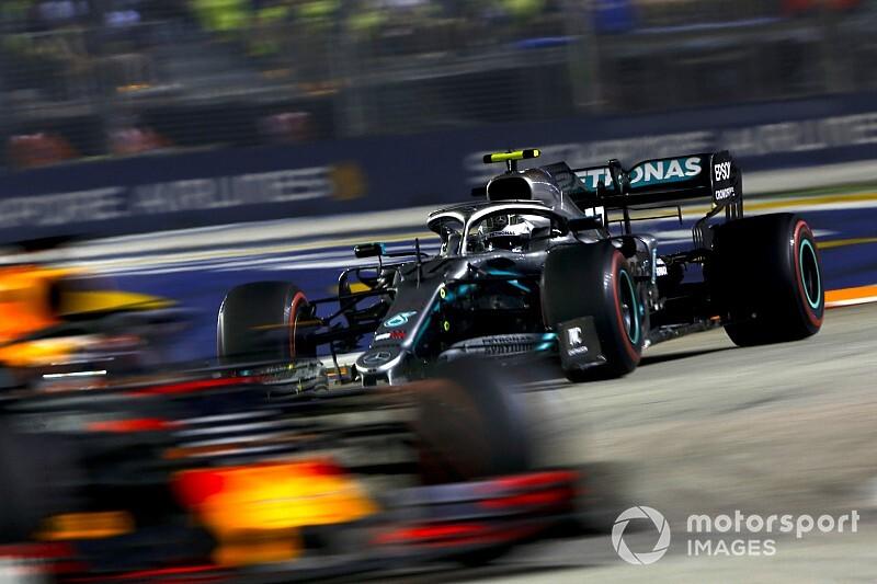 """Bottas: """"Fordított esetben a Mercedes az én javamra fog dönteni"""""""
