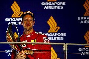 Vettel czekał 392 dni