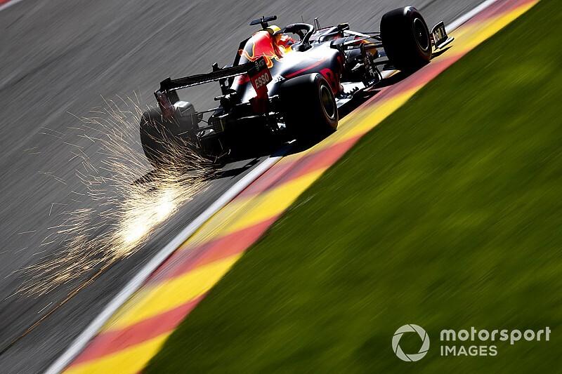 Photos - Les F1 en piste à Spa-Francorchamps