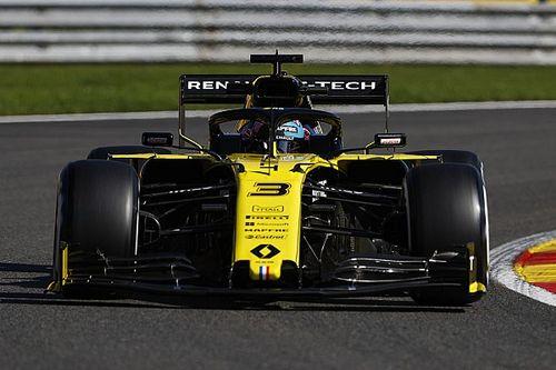 """Renault : """"Terminer quatrième était l'objectif, et ça le reste"""""""