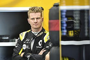 Hulkenberg's speed should warrant indefinite F1 stay - Sainz