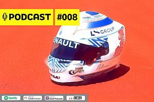 Podcast #008 - A segurança nas pistas precisa melhorar?