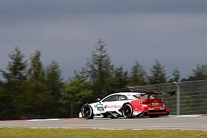 DTM Nürburgring: Rast domineert, Frijns knokt zich naar punt