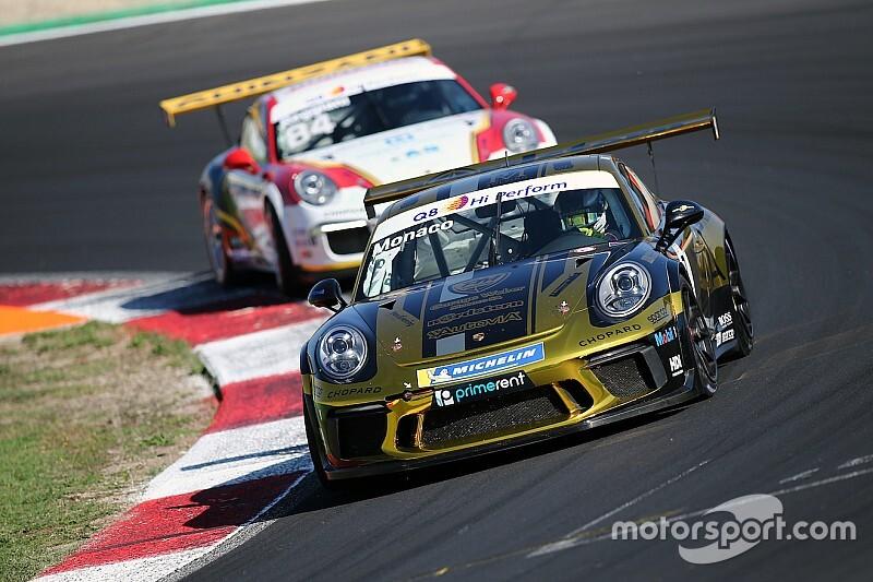 """Carrera Cup Italia al Porsche Festival, AB Racing: """"Ci manca solo il podio..."""""""