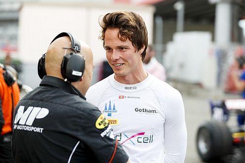 Comeback ke F2, Boschung Reuni dengan Campos Racing