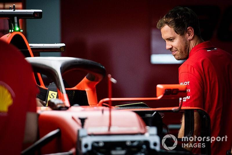 Vettel revela papo com Leclerc após GP de Singapura e relata frustração do companheiro
