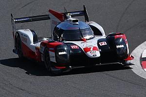 Toyota, Porsche и команда Джеки Чана выиграли квалификацию WEC в Фудзи