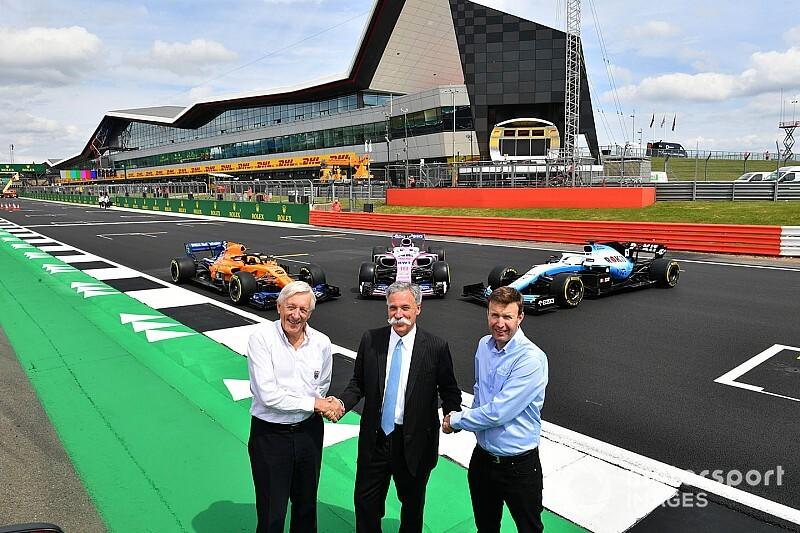 Босс «Сильверстоуна» предложил Формуле 1 провести несколько гонок в 2020 году