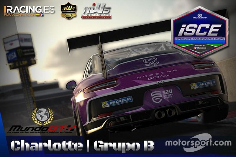 S2V Racing, campeón del Grupo B de la #iSCE de MundoGT