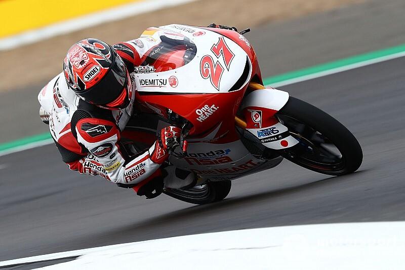 Moto3 Sepang: İlk günün lideri Toba, Can 23. oldu