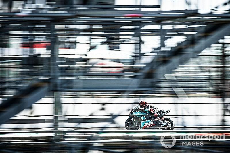 EL3 - Quartararo toujours autoritaire, Rossi aux affaires !