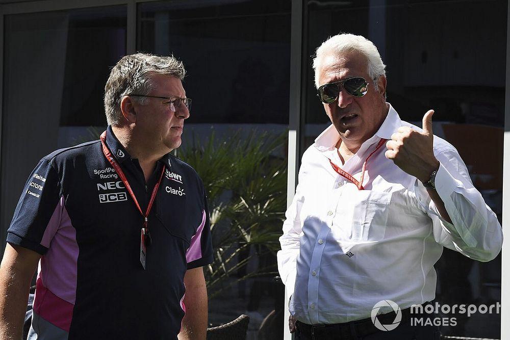 Босс Racing Point: Мы знали о протесте, но не стали ничего менять в машине