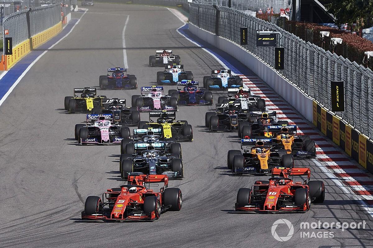 Waarom we minder wiel-aan-wiel duels zien tussen de F1-topteams