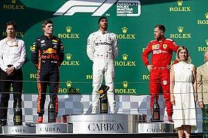 ترتيب بطولة العالم للفورمولا واحد بعد سباق المجر