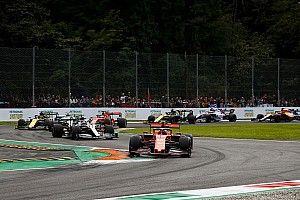 """Anderson: """"Sprintraces F1 goed idee, maar mogelijk problematisch"""""""