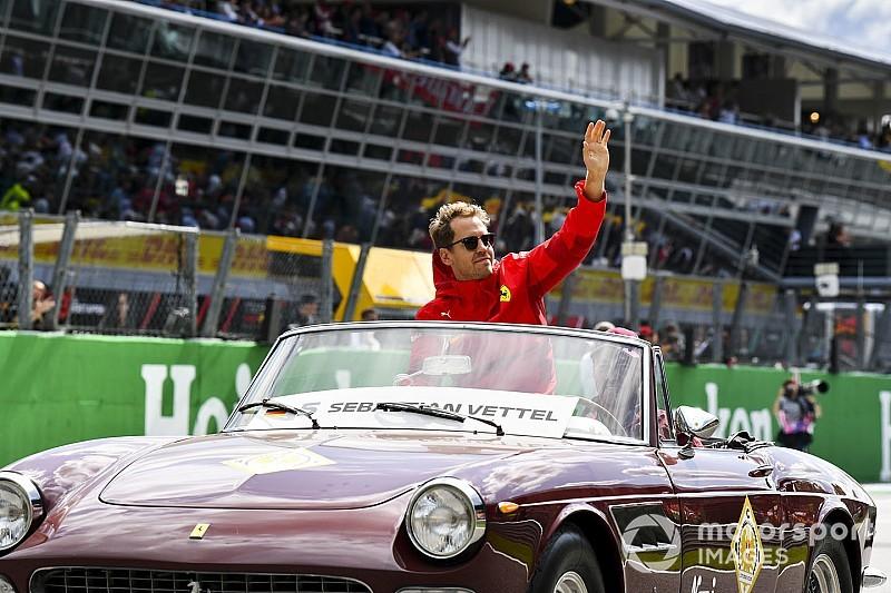 Vettel Leclerc szombati húzása miatt omlott össze vasárnap?