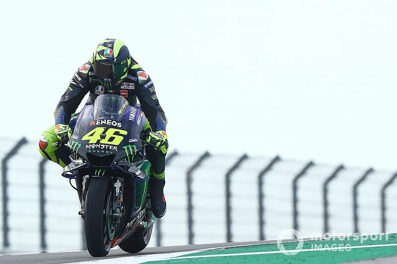 Rossi au plus bas depuis le début de son ère Yamaha