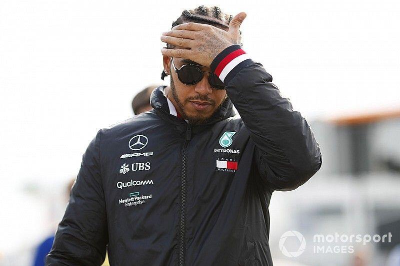 Hamilton revela que problema de saúde quase o tirou do GP da Alemanha