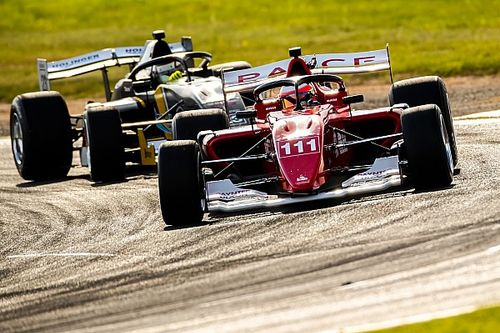 Winslow joins S5000 field at The Bend
