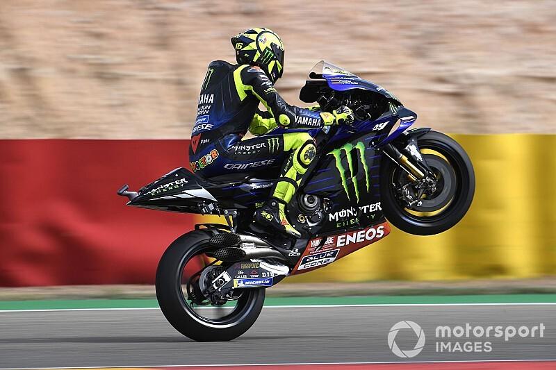 """Rossi: """"Nel 2018 ho lottato per il podio, proverò a fare meglio!"""""""
