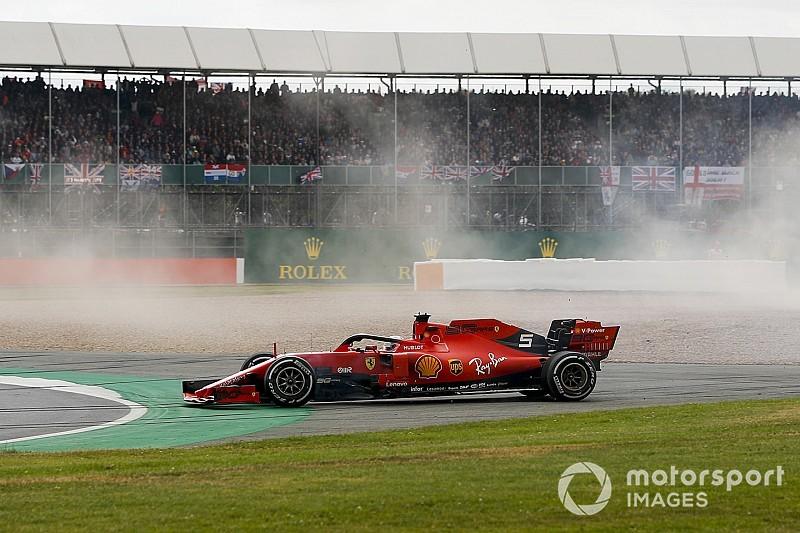 Vettel admet sa responsabilité dans le crash avec Verstappen