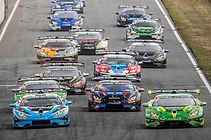 Lamborghini Super Trofeo Europa: a Spa appuntamento con la storia