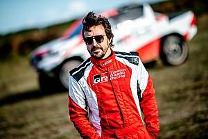 Galeri: Alonso'nun Dakar hazırlıkları