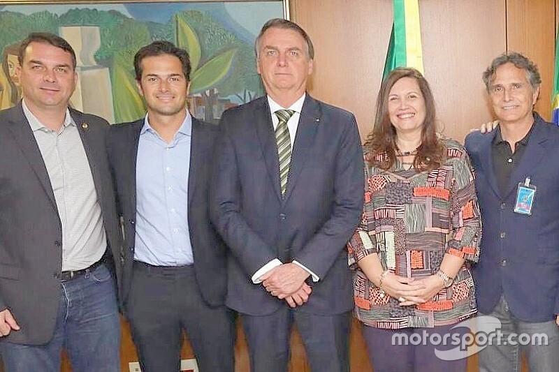 Nelsinho Piquet detalha conversa com Bolsonaro e plano para trazer F-E a Copacabana