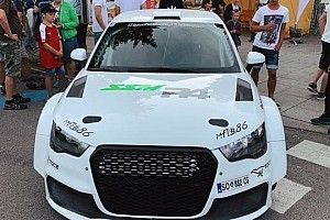 Dwie premiery w Rallye Weiz