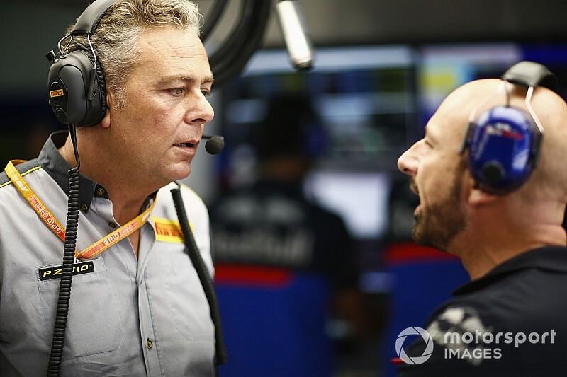 A Pirelli olyan taktikai csatát látott, amilyenre vágyott