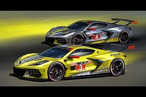 Chevrolet reveals Corvette C8.R tech insights
