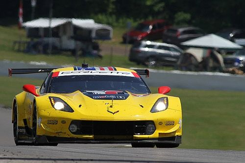 Lime Rock IMSA: Garcia tops FP2 for Chevy, BMW leads GTD