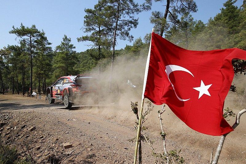 Los Hyundai se llevan el aperitivo antes del infierno turco