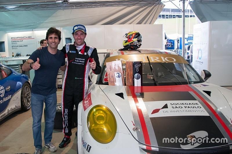 Em fase iluminada, Jimenez encara etapa da Porsche em Portugal