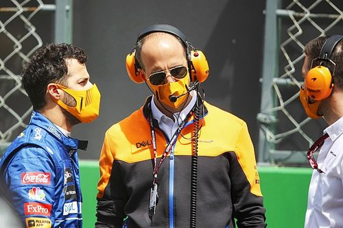 Seidl: Hanya Masalah Waktu untuk Lihat Ricciardo Bangkit
