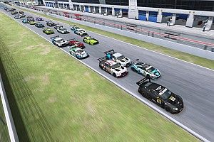Lohner and Wisniewski victories kickstart ADAC GT Masters Esports Championship