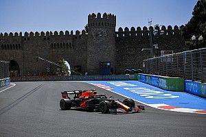 F1: Pérez lidera dobradinha da Red Bull no TL2 em Baku; Mercedes tem dia ruim com Hamilton em 11º