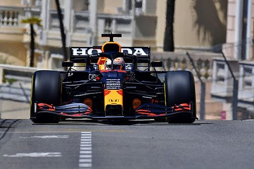 EL3 - Verstappen en tête, Schumacher sort encore violemment