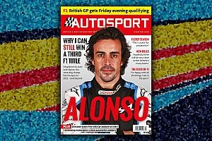 Magazine: Alonso's quest for a third F1 title