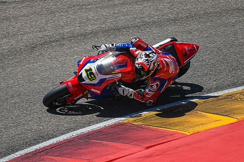Bautista unsure improved Honda ready to win races
