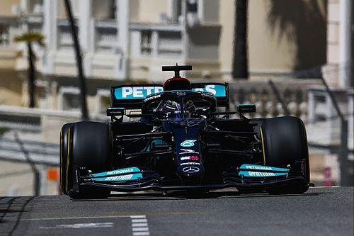 """Hamilton: """"Stupito dal miglioramento delle Ferrari"""""""