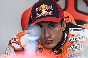 Crash di Jerez, Tubuh Marquez Lebih Tahan Banting